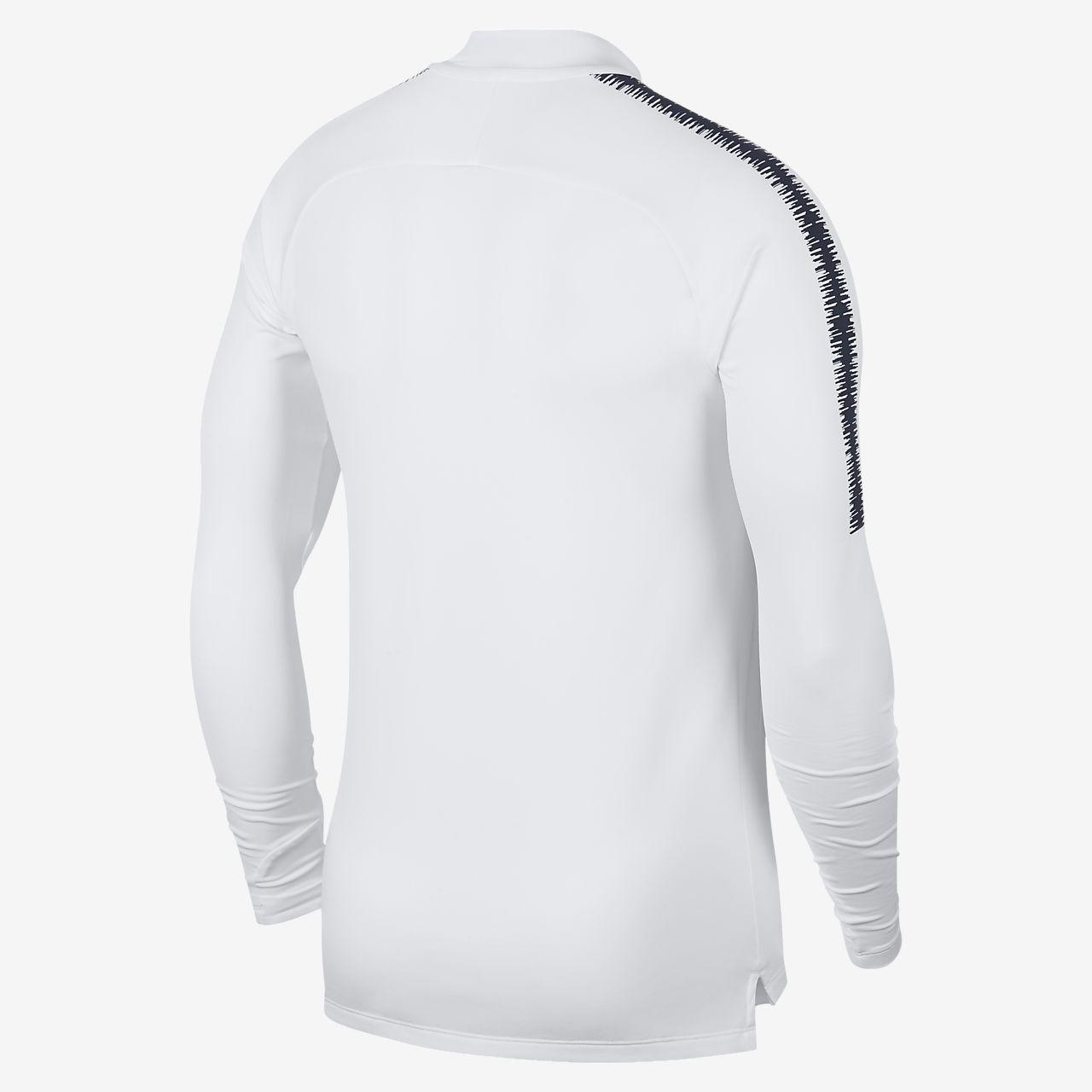 dce171750 FFF Dri-FIT Squad Drill Men s Long-Sleeve Football Top. Nike.com DK