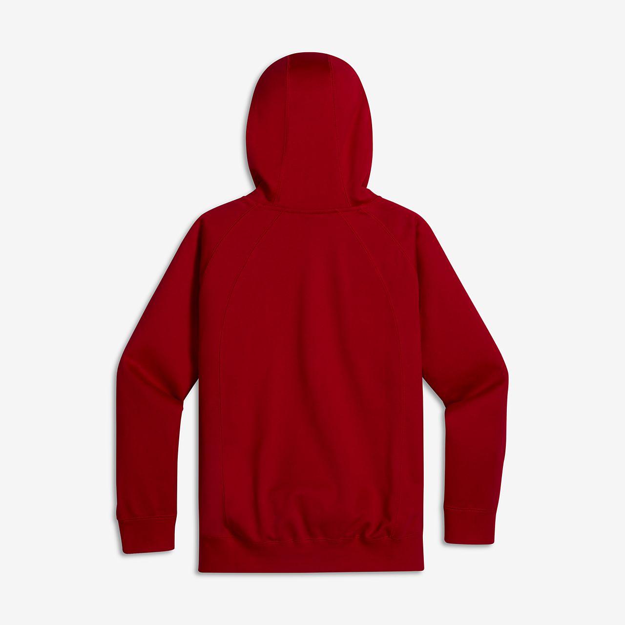 1f36abac5873 Jordan Sportswear Wings Big Kids  (Boys ) Full-Zip Hoodie. Nike.com