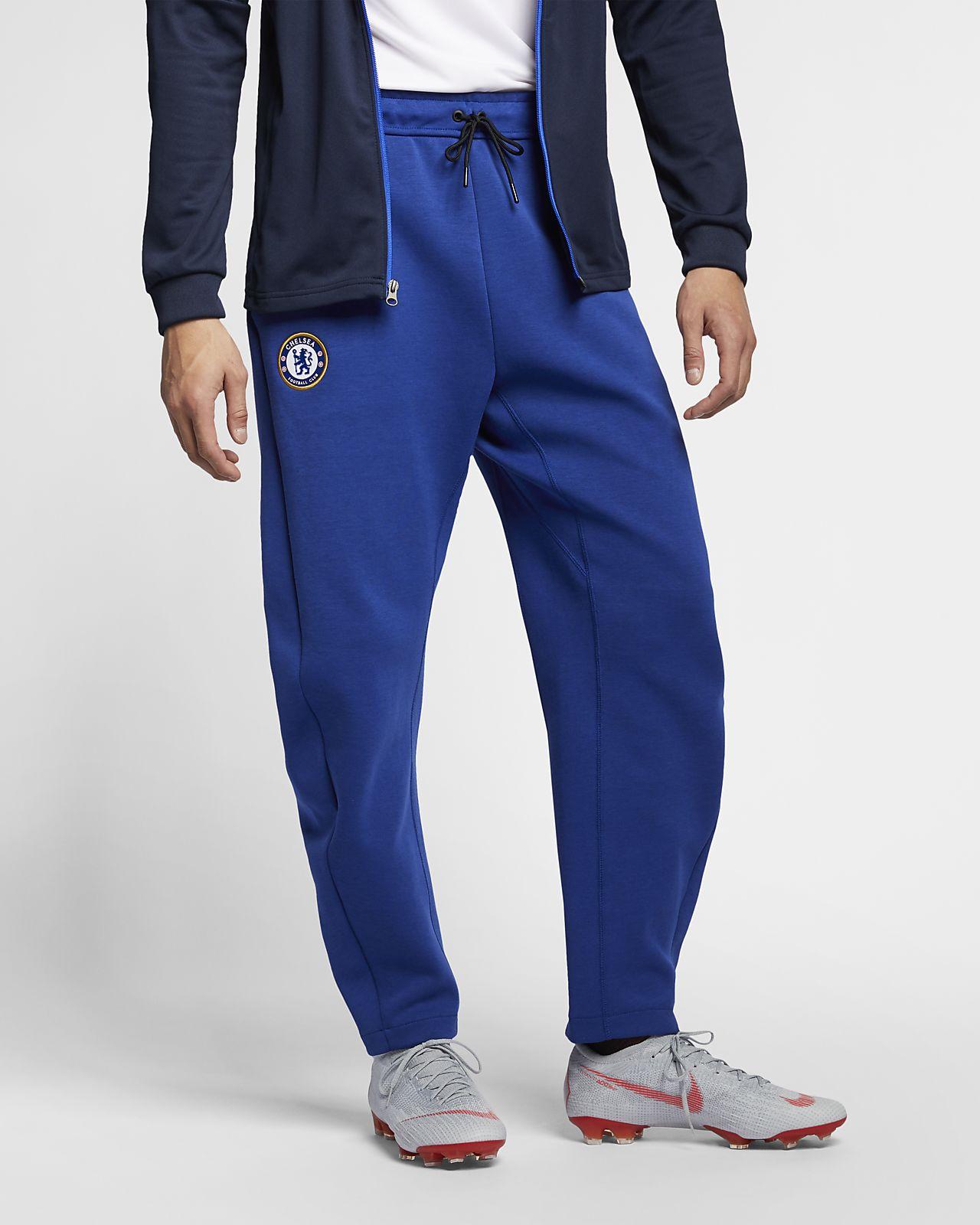 Chelsea FC Tech Fleece Pantalons - Home