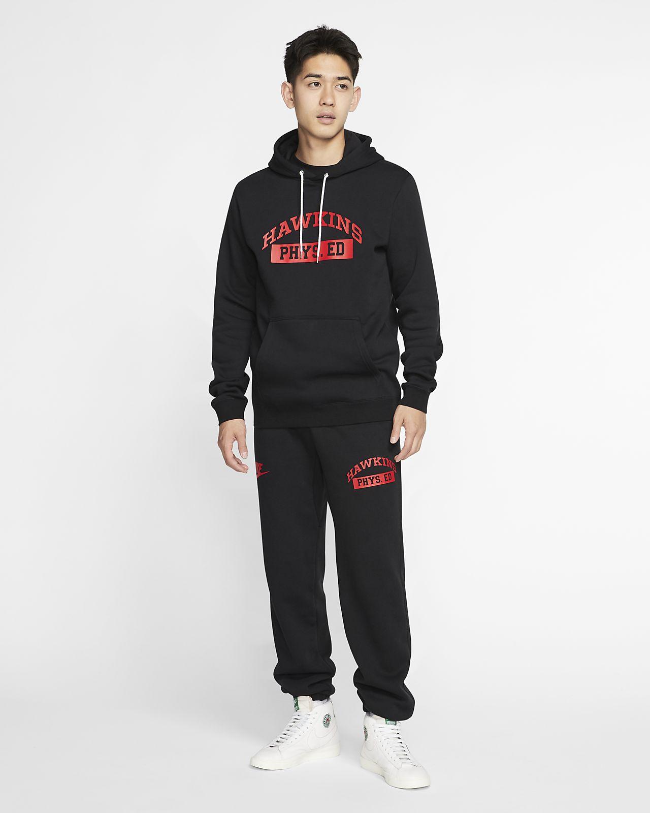 Nike X Stranger Things Mens Fleece Pants