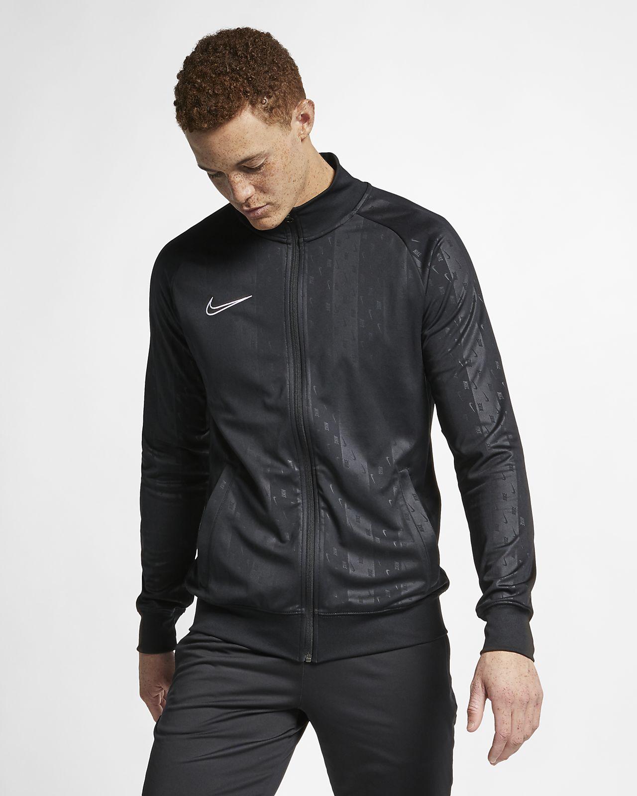 c3c241b6 Nike Dri-FIT Academy Men's Soccer Jacket. Nike.com