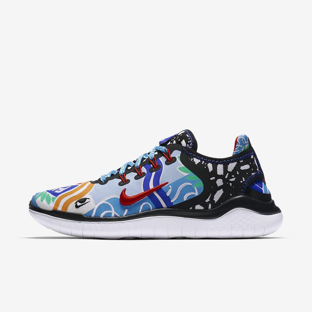 Nike Kyrie 4 BIANCO profonda blu reale Uomo Scarpe da Ginnastica tutte le misure