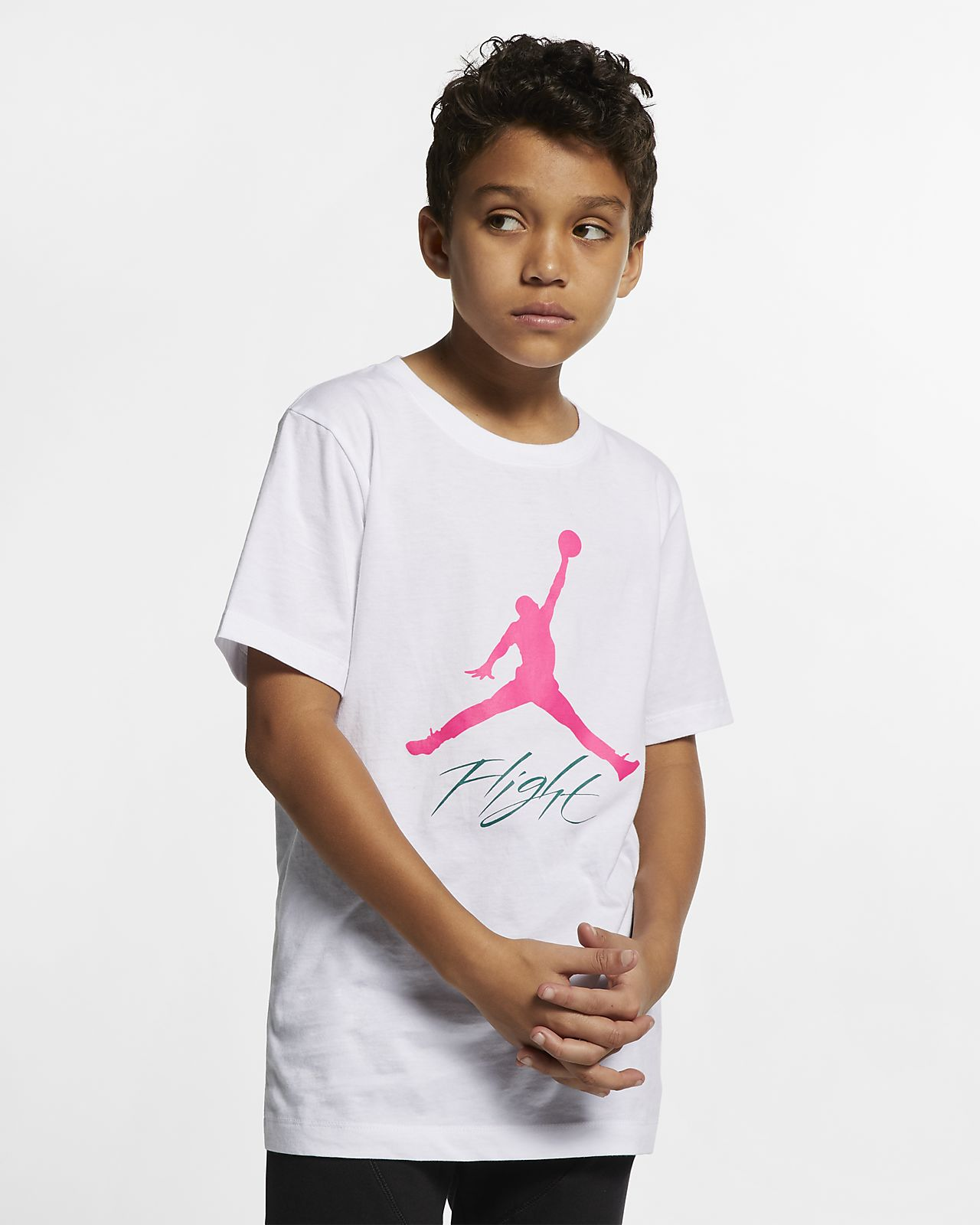 Jordan Jumpman Flight 大童(男孩)T恤