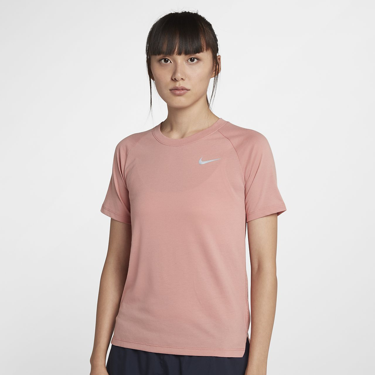 Nike Dri-FIT Tailwind Women's Short-Sleeve Running Top