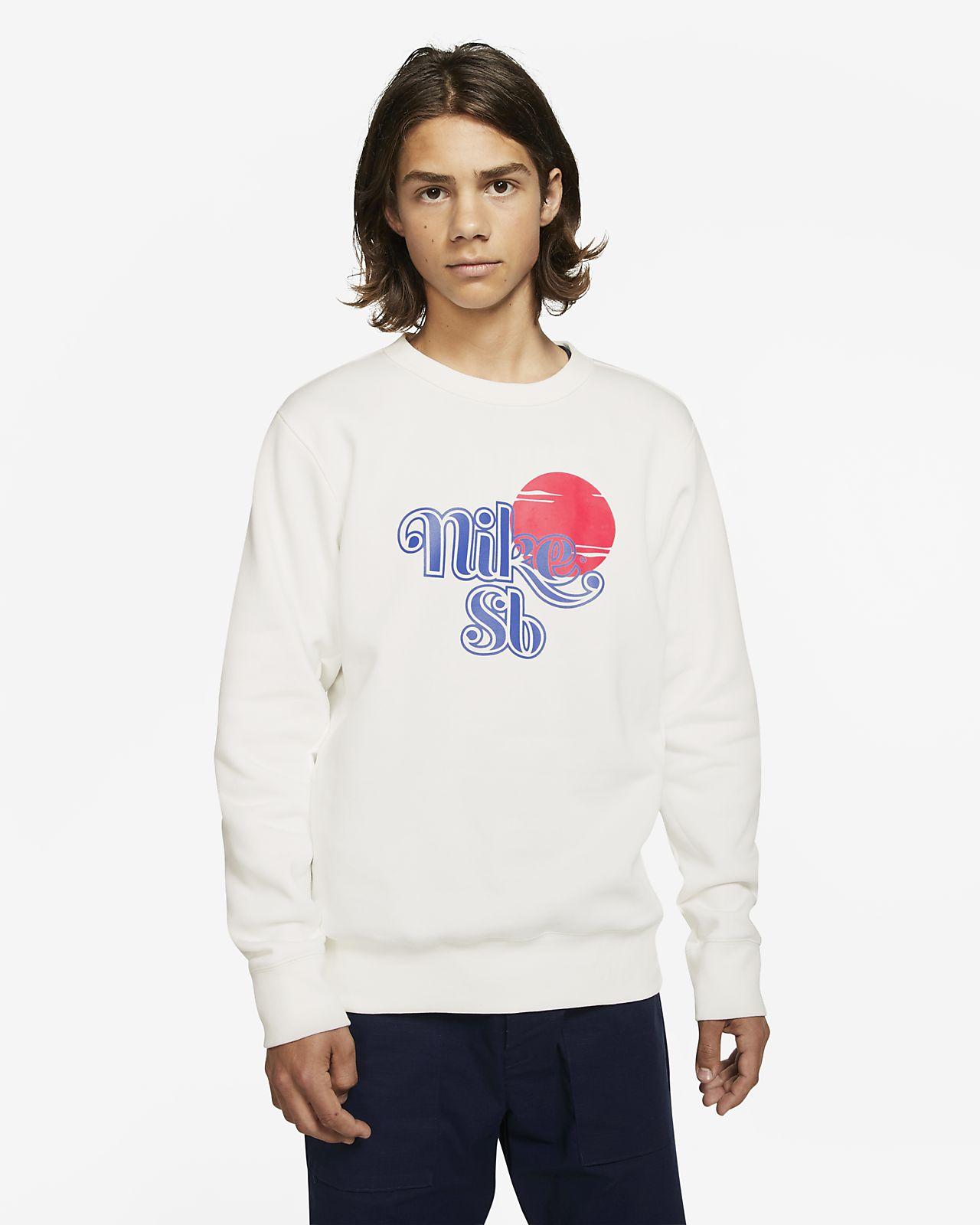 Ανδρική μπλούζα skateboarding Nike SB Icon