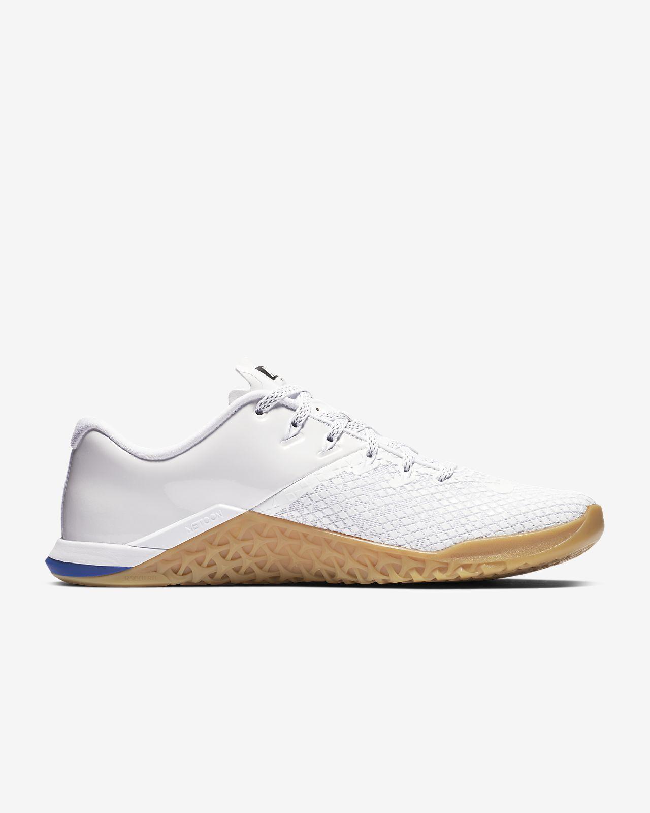 official photos 79f68 042c2 ... Chaussure de cross-training et de renforcement musculaire Nike Metcon 4  XD X Whiteboard pour