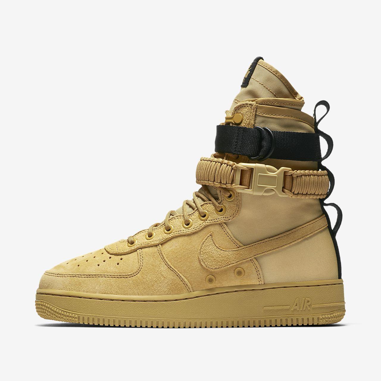 Nike SF Air Force 1 Botas - Hombre. Nike.com ES d3e619253368b