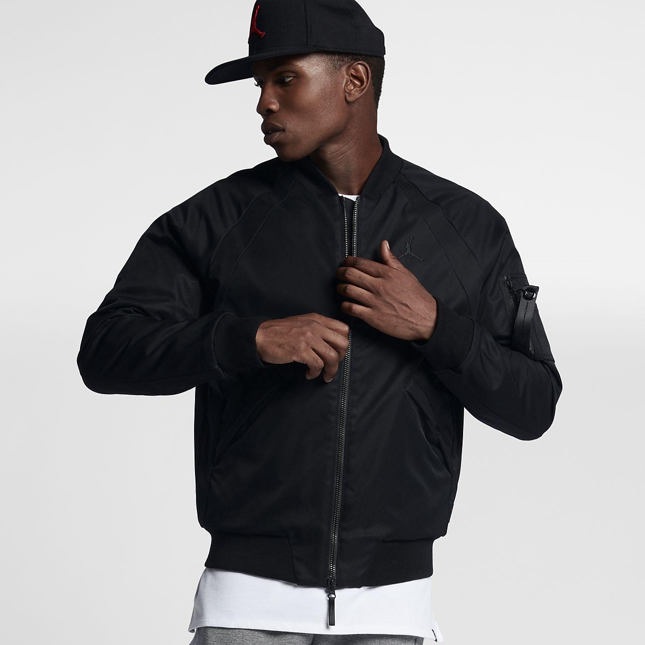 Jordan Sportswear Wings MA-1 男子夹克
