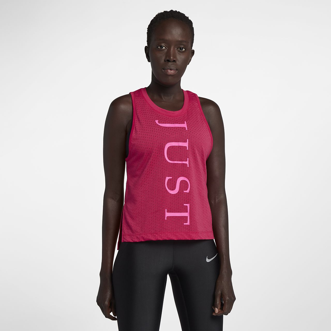 Nike Tailwind JDI Lauf-Tanktop für Damen