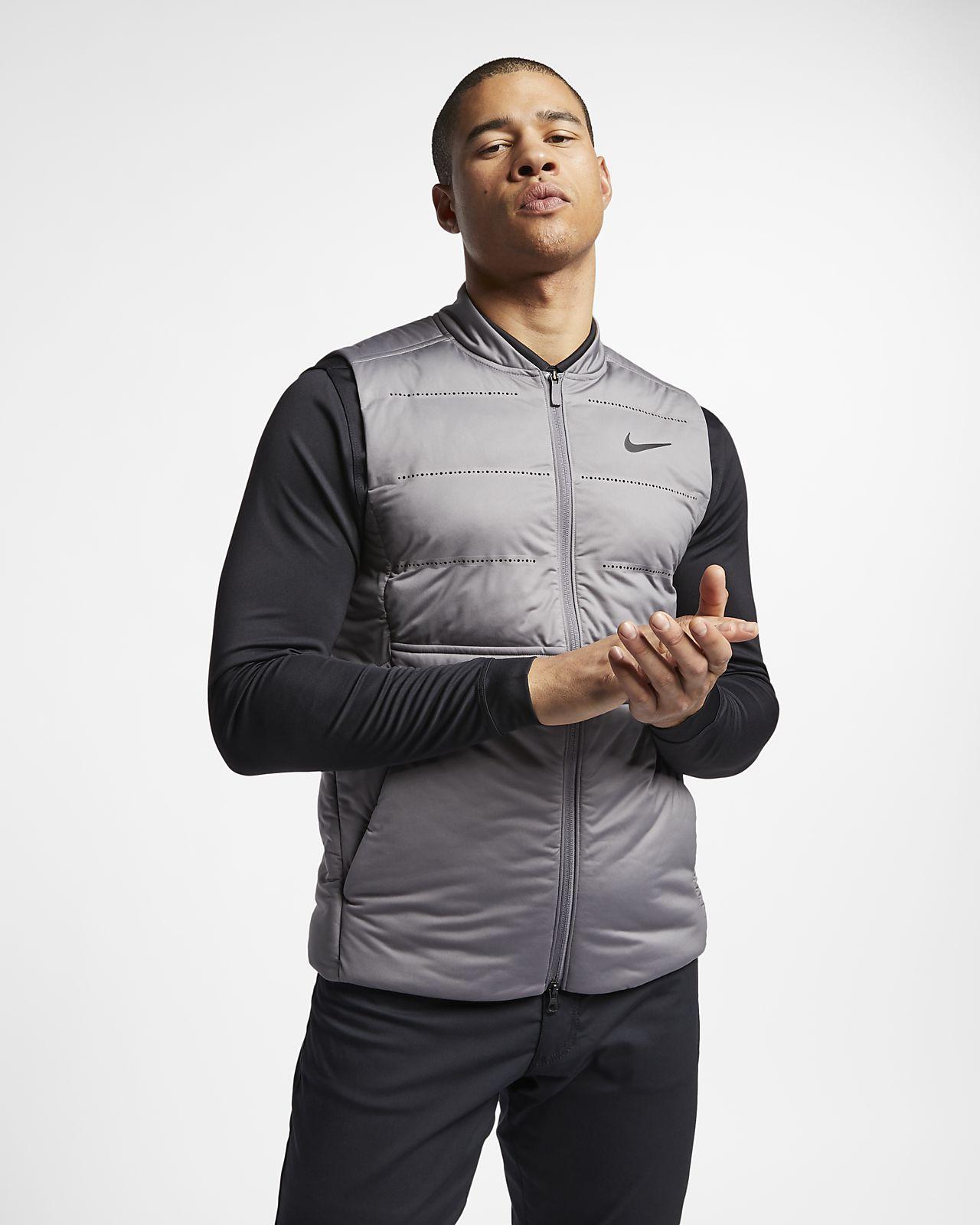 Męski bezrękawnik do golfa Nike AeroLoft