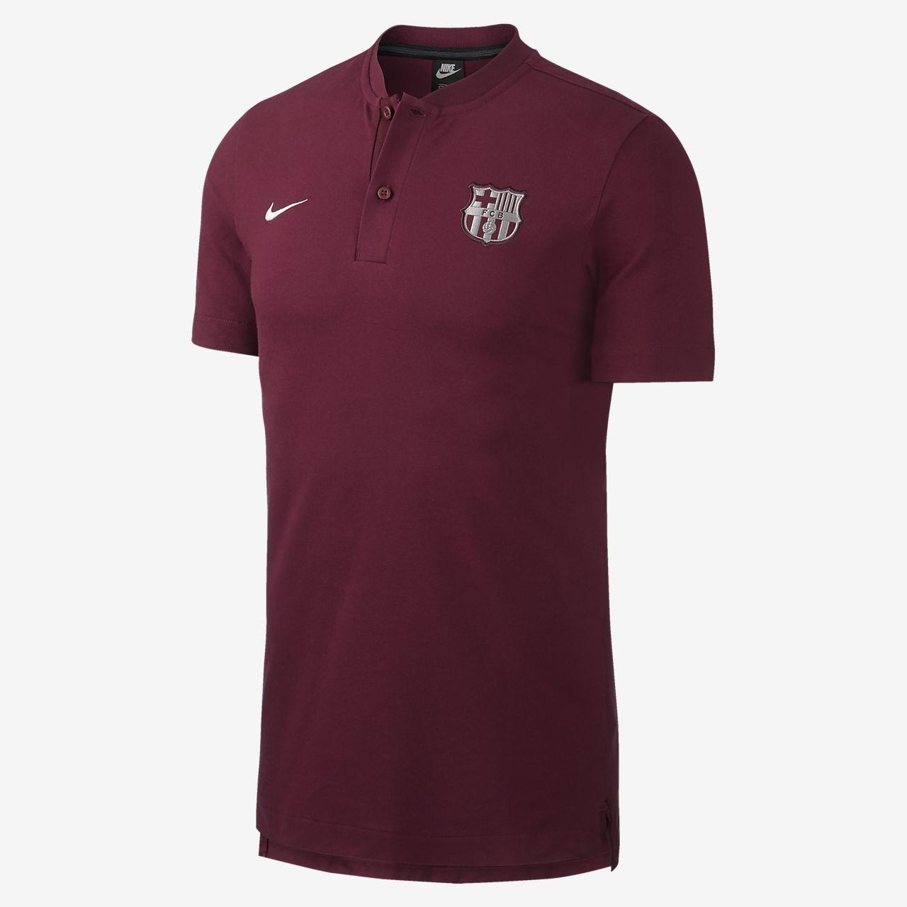 Męska koszulka polo FC Barcelona Grand Slam