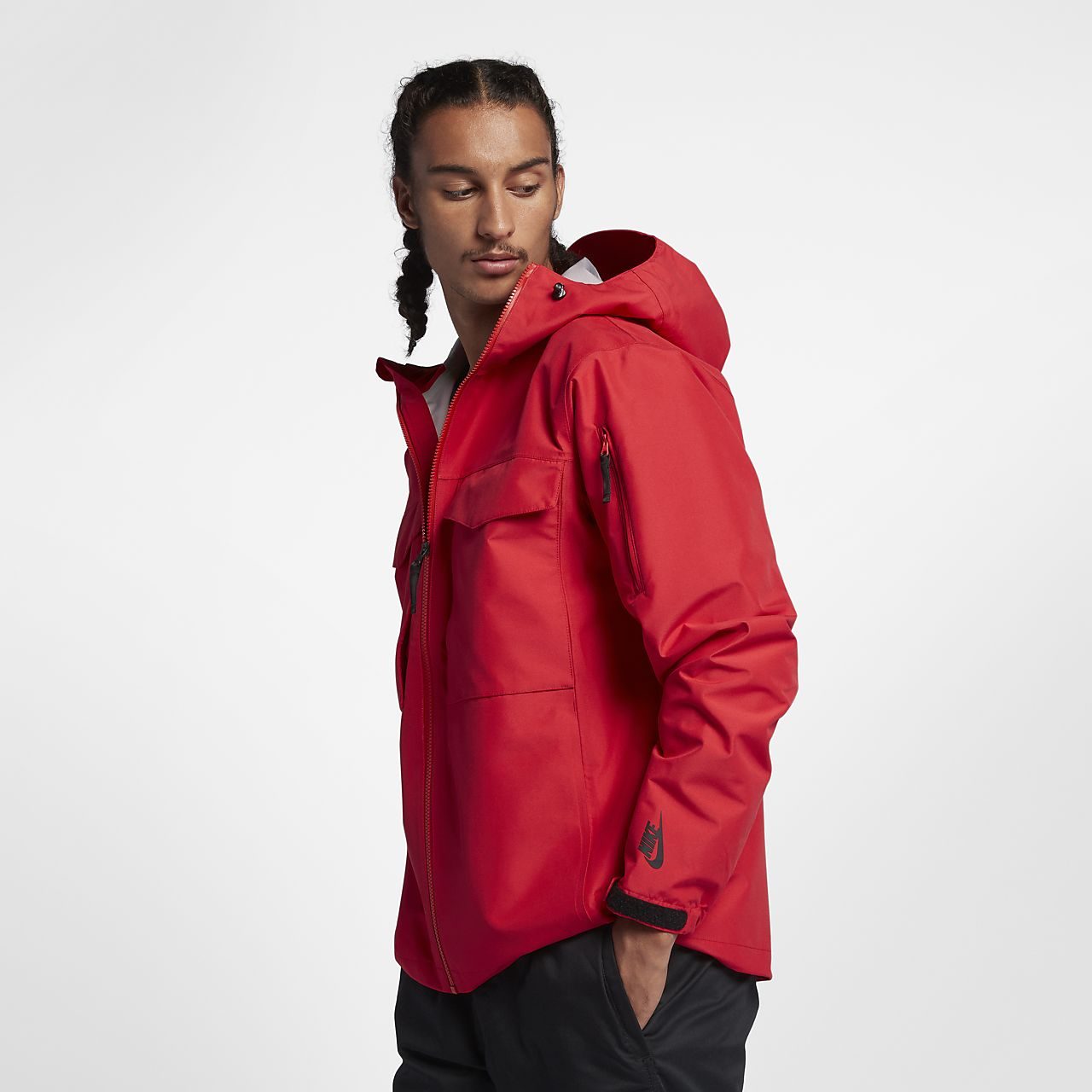 fa8c19a9d8 NikeLab Collection Wet Reveal Men's Jacket