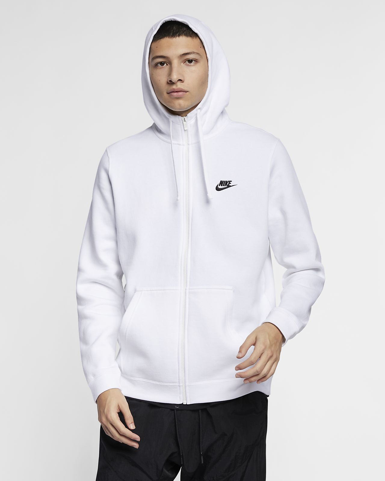 bee5a284 Nike Sportswear Club Fleece Hoodie. Nike.com