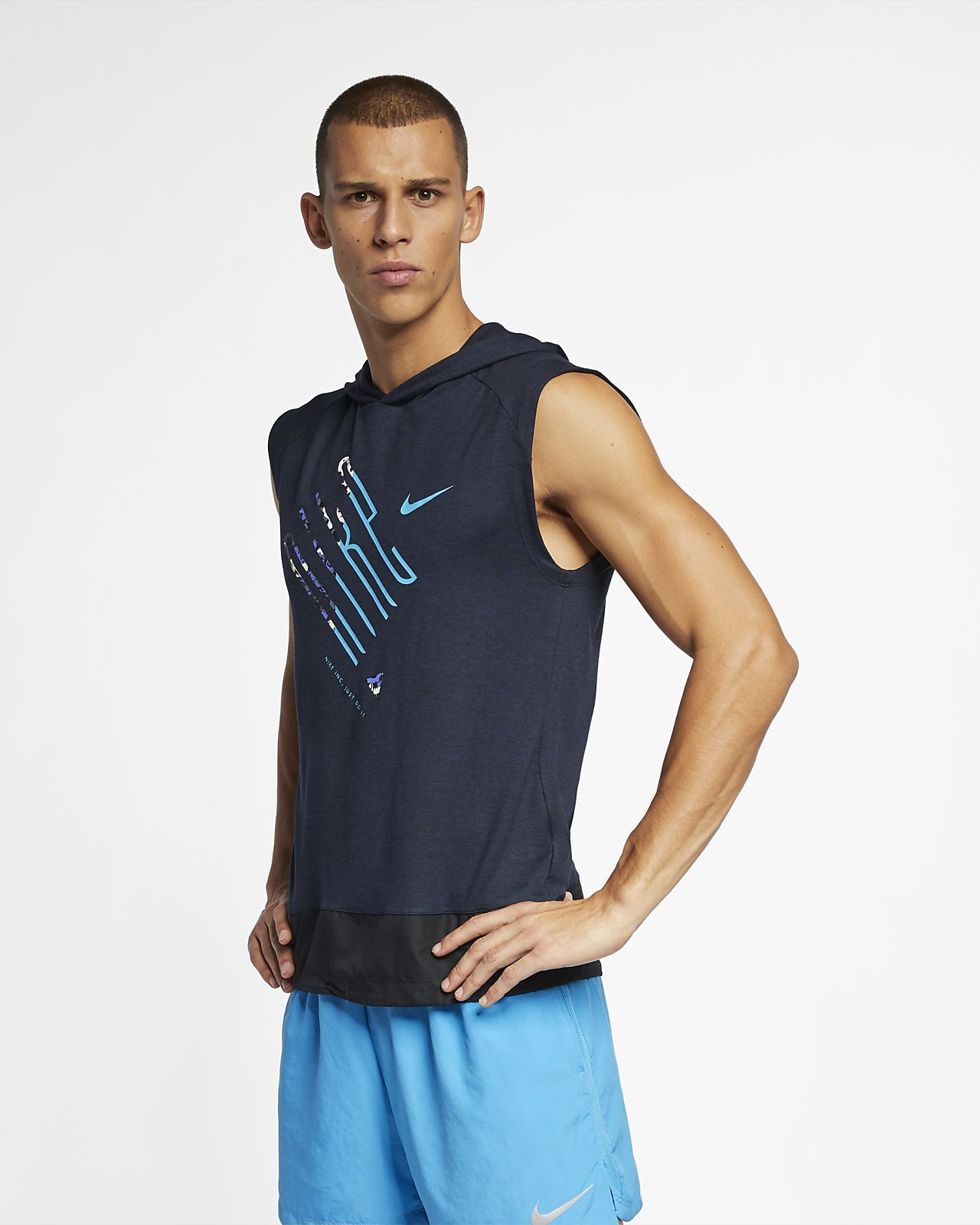 Nike Element Men's Sleeveless Running Top
