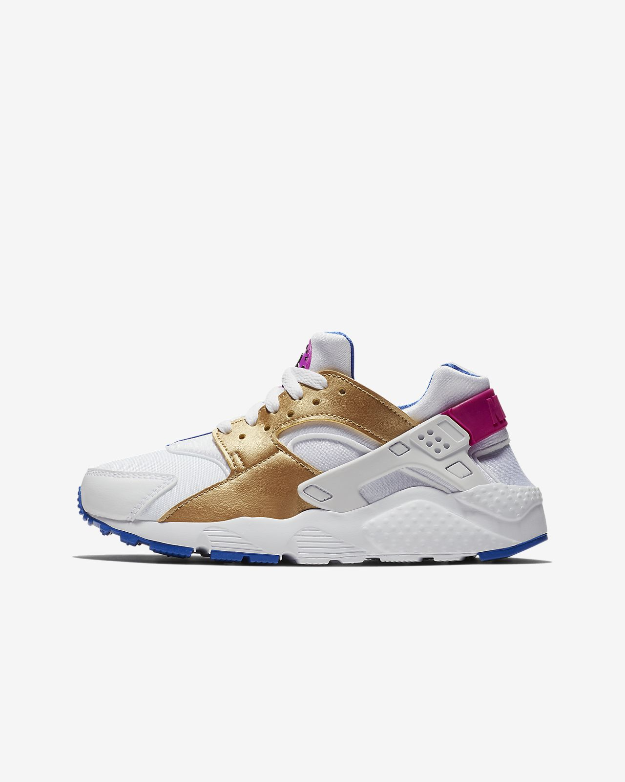 nike huarache se older kids' shoe