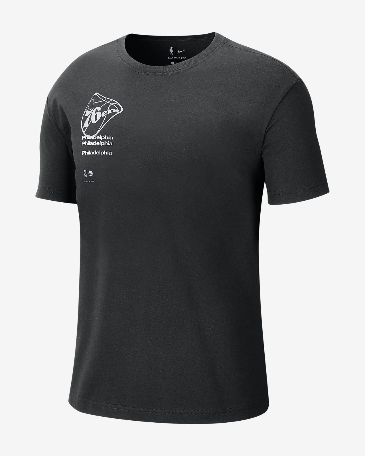 Philadelphia 76ers Nike Men's NBA T-Shirt