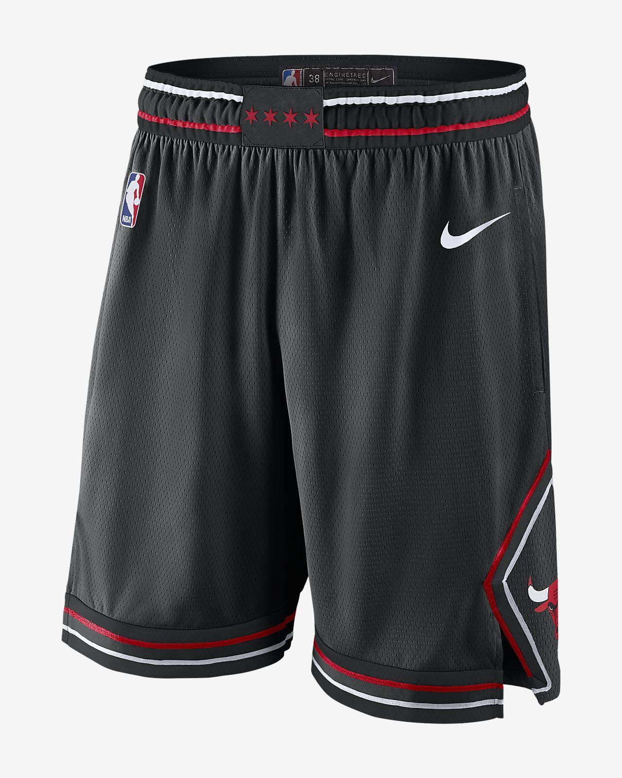 Calções NBA Nike Chicago Bulls Statement Edition Swingman para homem ... 28d3c8aa2ce62