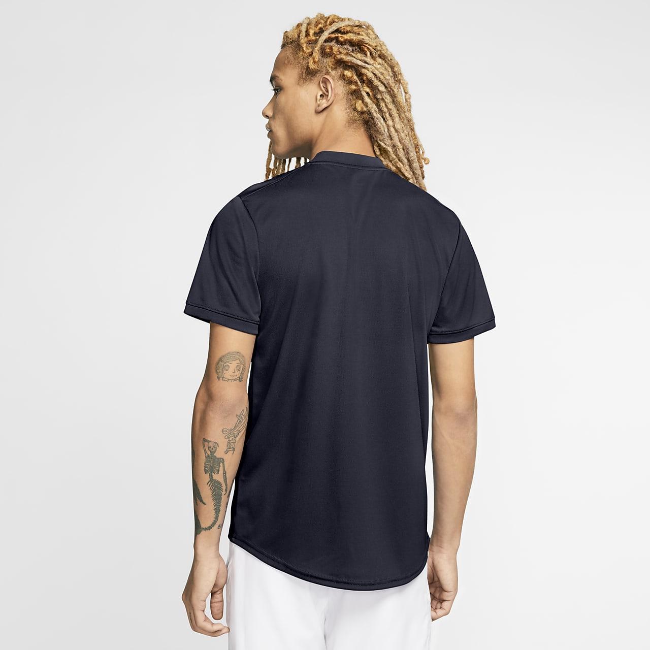 f35f0e31dc7b5 NikeCourt Dri-FIT Herren-Tennis-Poloshirt. Nike.com BE
