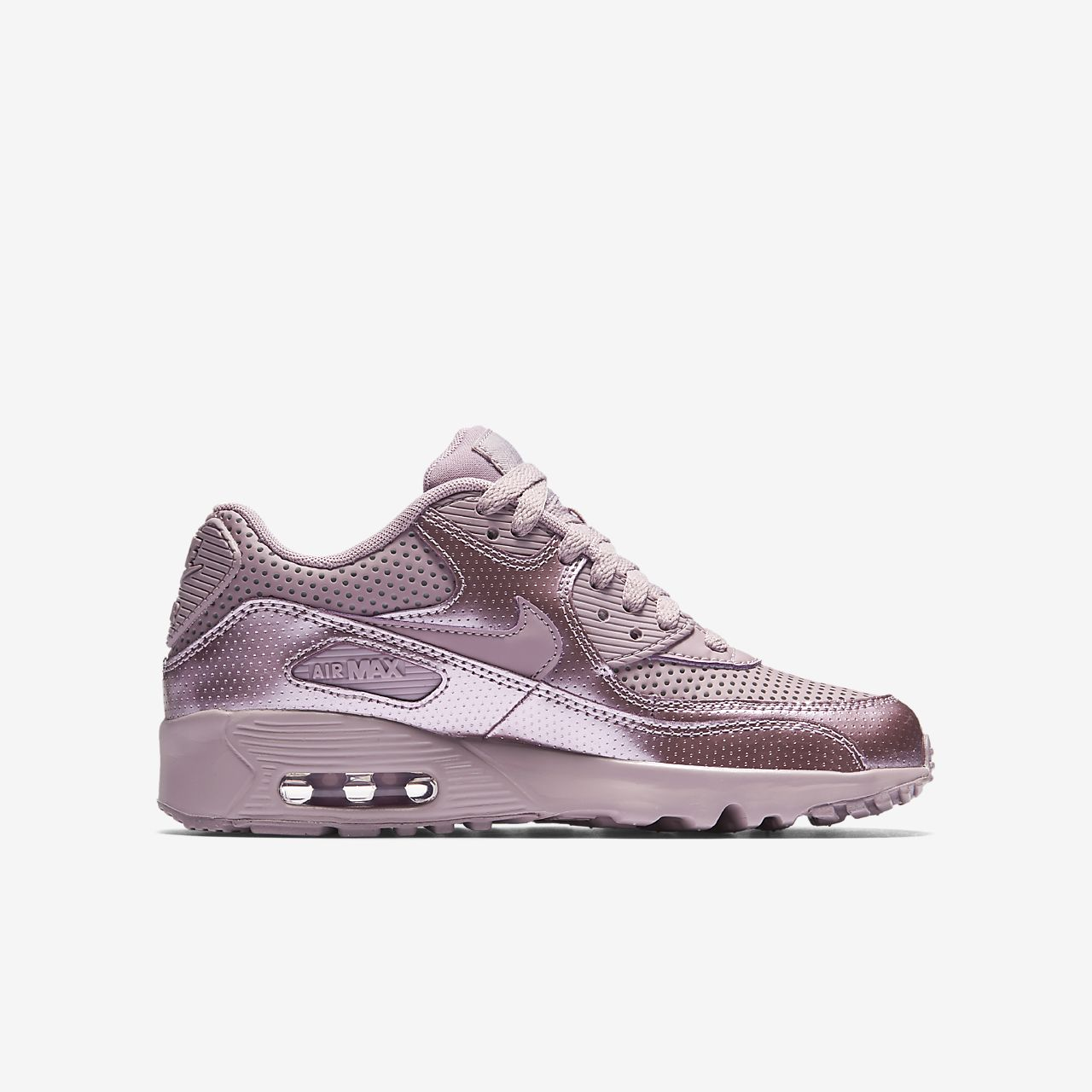 buy online c962e 11f37 nike air max 90 se leather big kids shoe