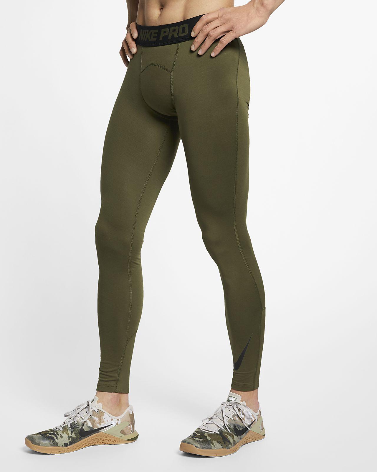 Nike Pro Dri-FIT Therma Mallas - Hombre