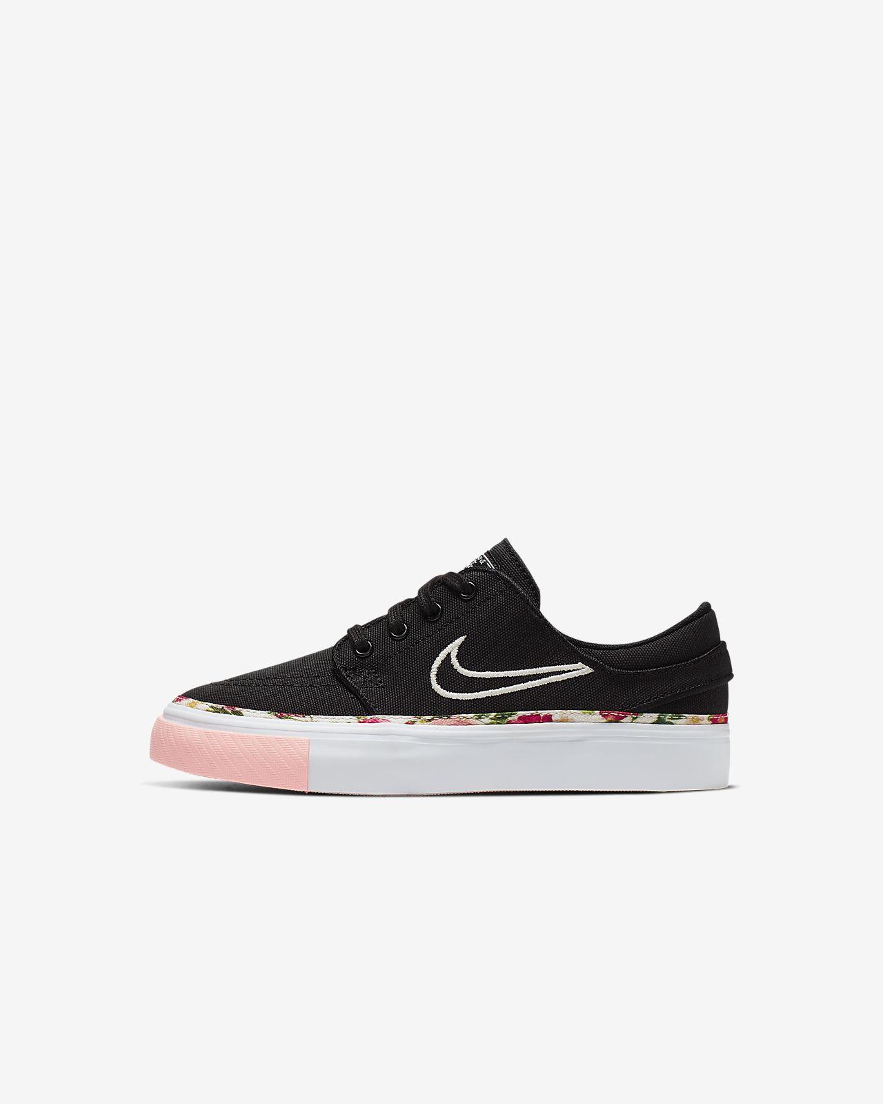 Chaussure de skateboard Nike SB Stefan Janoski VF pour Jeune enfant