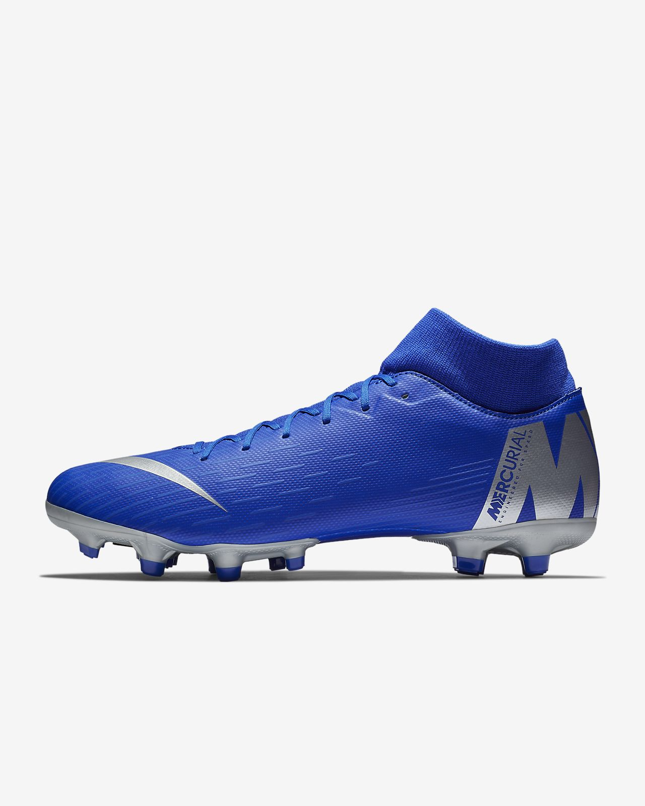 hot sale online 16109 265a4 ... chaussures de foot À crampons blanc 98fe9 b802b  discount code for nike  mercurial superfly 6 academy mg multi ground soccer cleat cd381 a1d8a