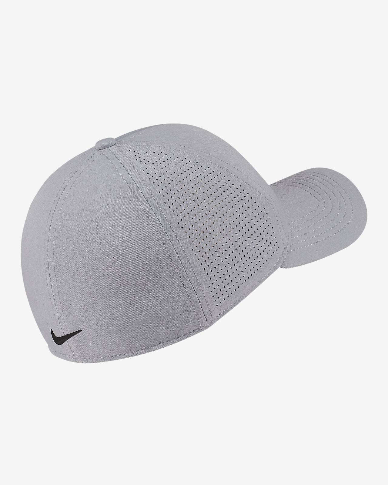 aa47298a Nike AeroBill Classic 99 Fitted Golf Hat. Nike.com GB