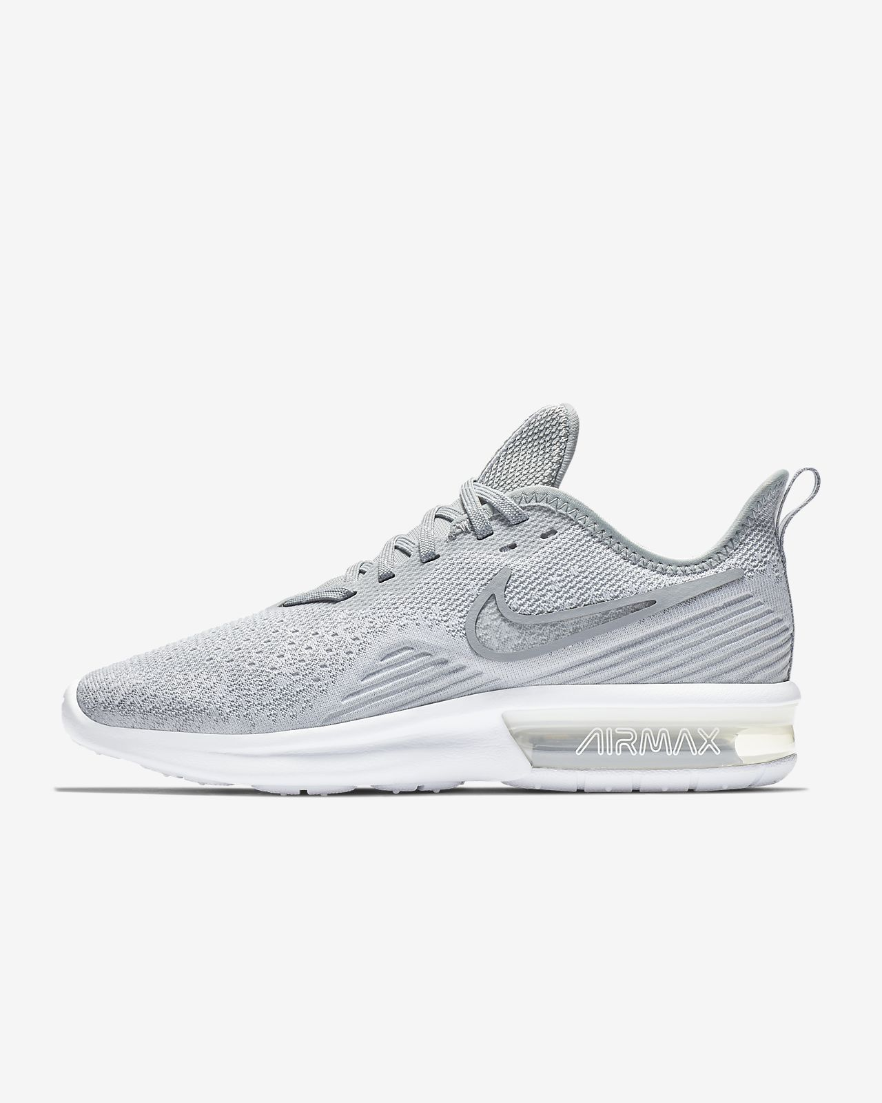 separation shoes 2af78 35546 ... Chaussure Nike Air Max Sequent 4 pour Femme