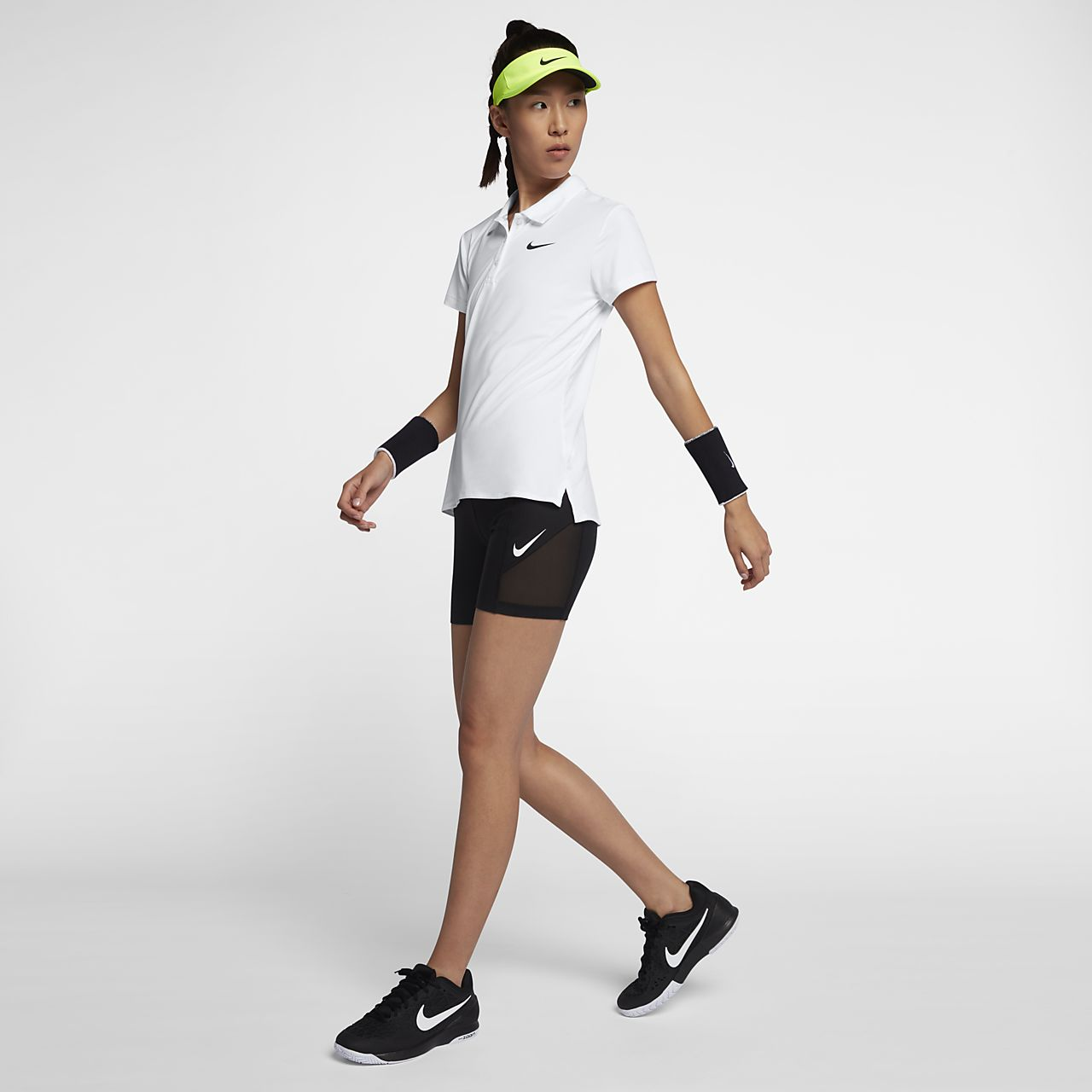 da9ef9e40 Low Resolution NikeCourt Pure Women s Tennis Polo NikeCourt Pure Women s  Tennis Polo