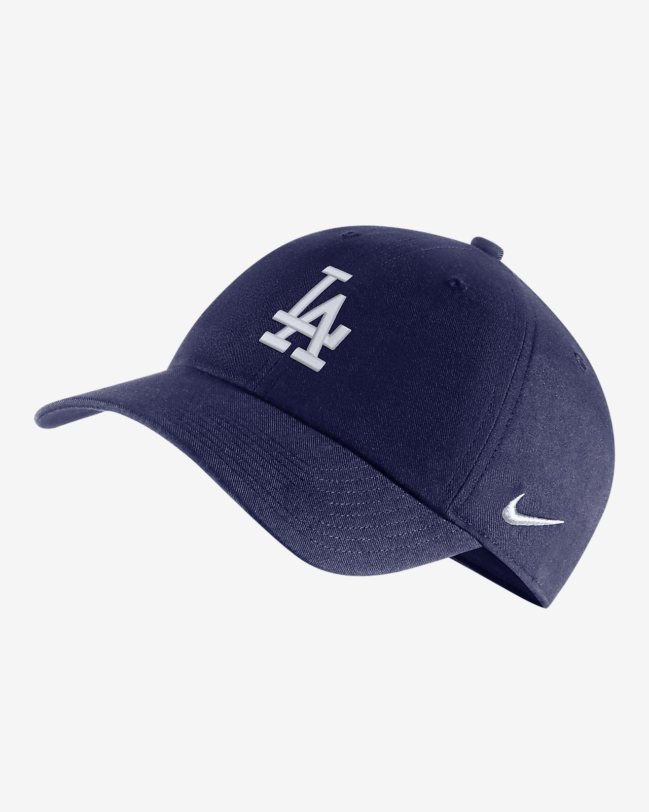 666e0ea0e8143d Nike Heritage86 (MLB Dodgers) Hat. Nike.com
