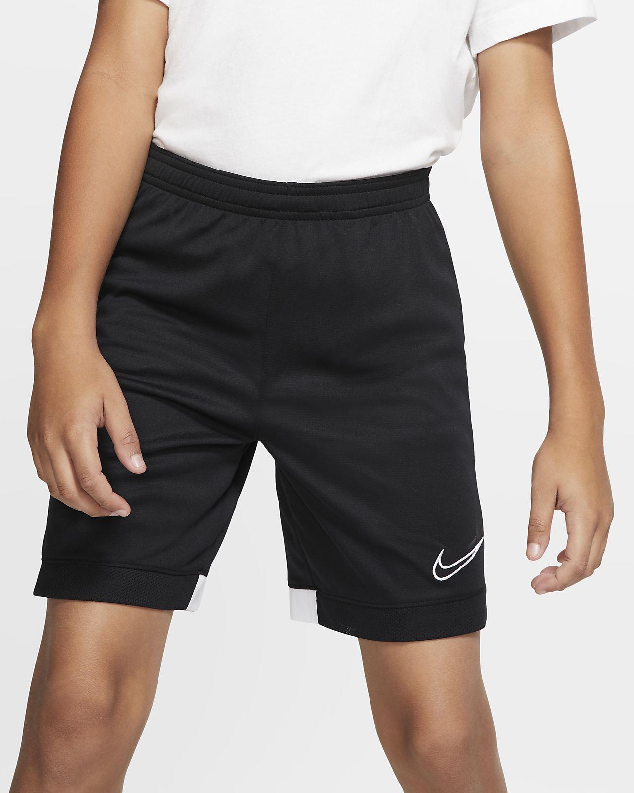 Nike Dri-FIT Academy大童(男孩)足球短裤