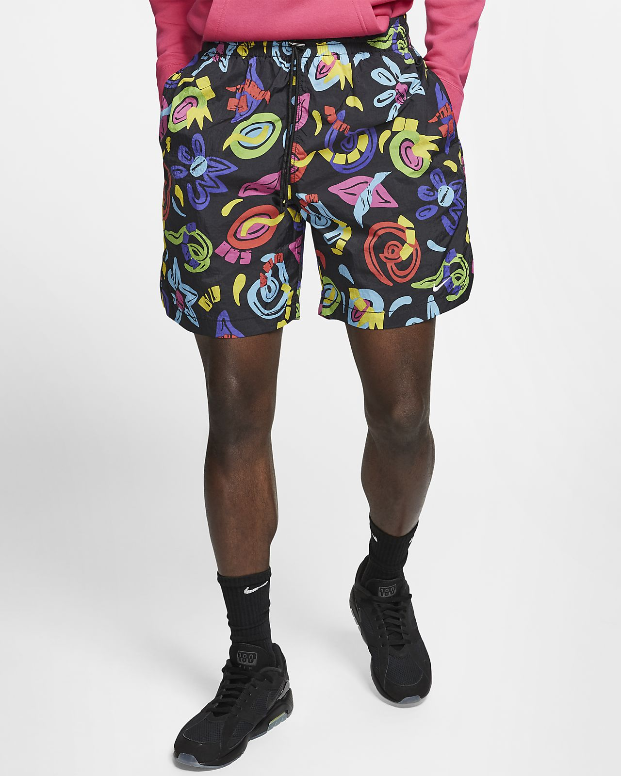 Shorts stampati NikeLab Collection - Uomo