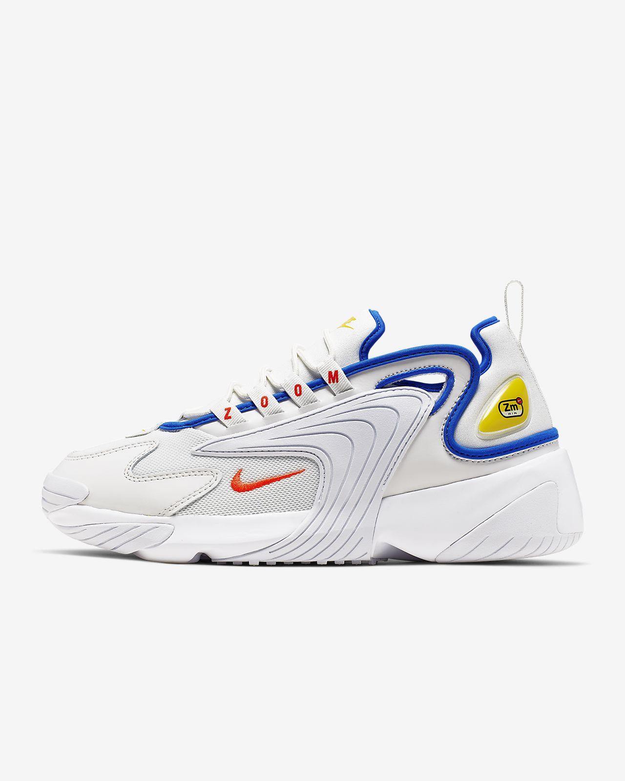 Nike Zoom 2K chaussures bleu blanc