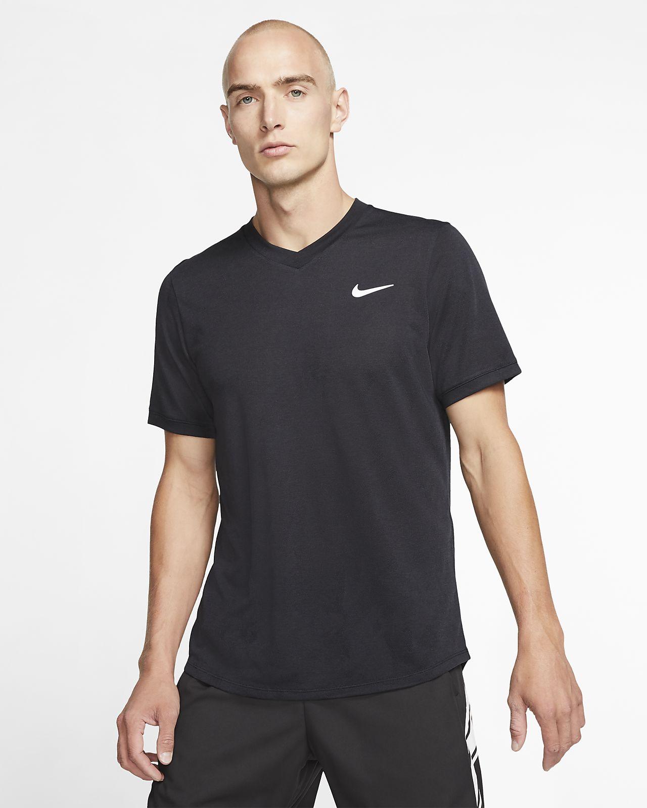 NikeCourt Dri-FIT Challenger Men's Short-Sleeve Tennis Top