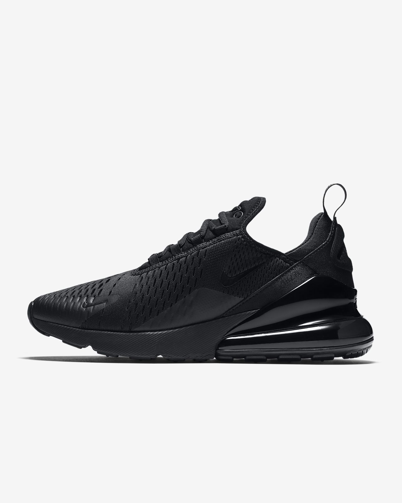 Nike Men's Air Max 270 SE 'Volt Pack' Grey Sneaker