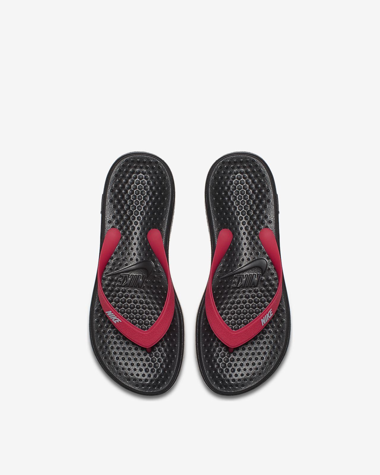 41e6ab228 Nike Solay Younger Older Kids  Flip-Flop. Nike.com AU