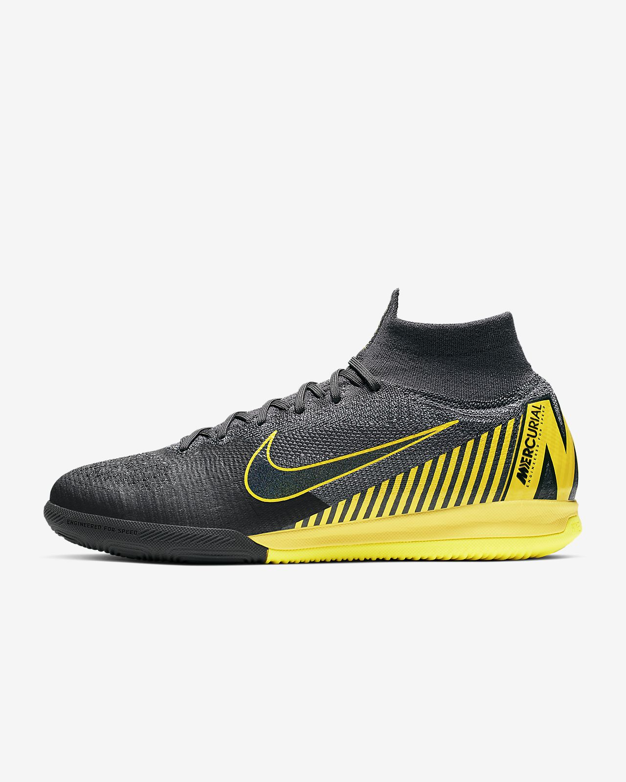 0935b0dc140 Chaussure de football en salle à crampons Nike SuperflyX 6 Elite IC Game  Over pour Homme