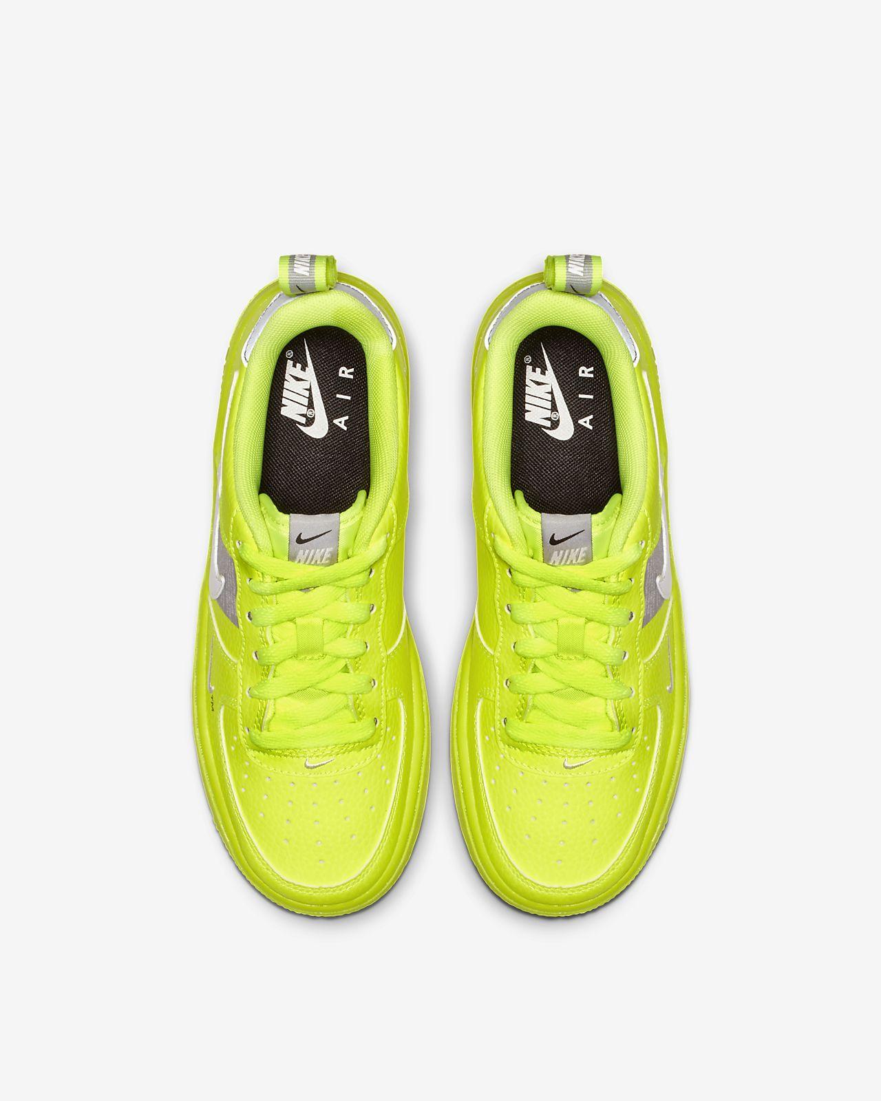new style 05544 446bd ... Nike Air Force 1 LV8 Utility Big Kids  Shoe