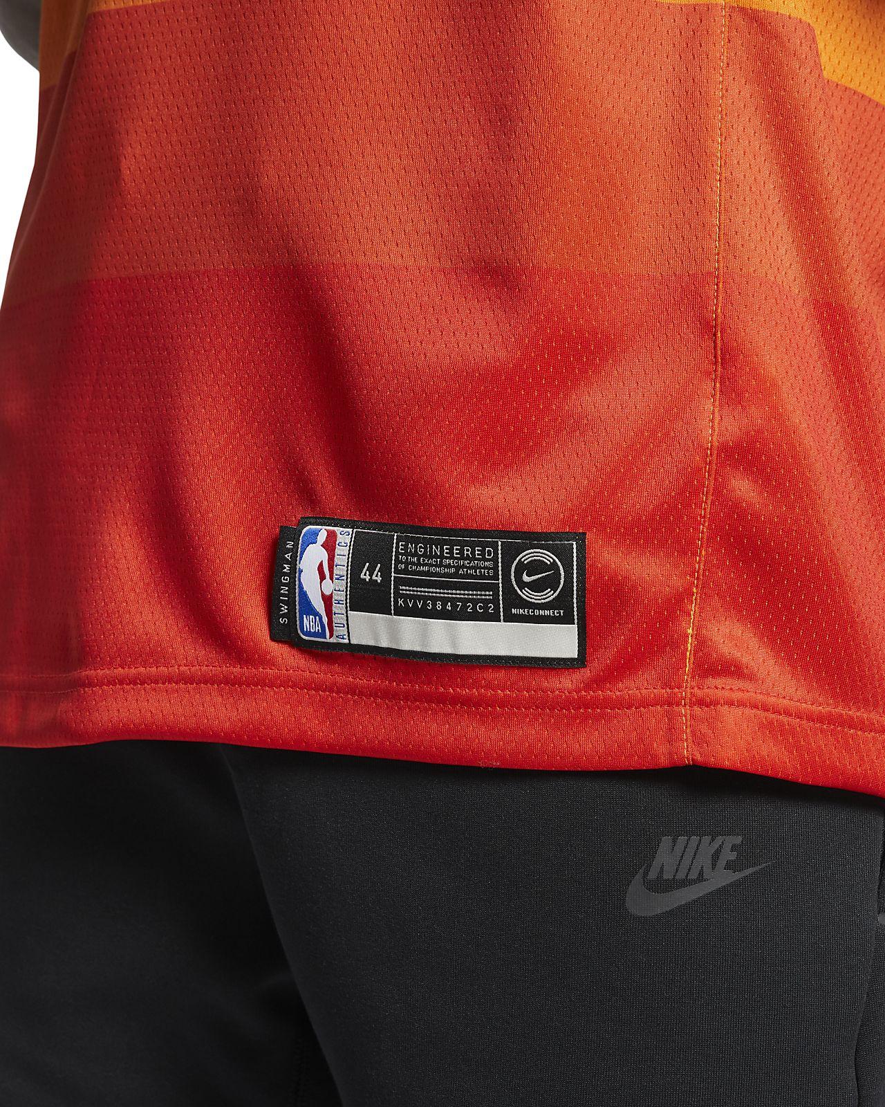 c11cfcc3b280 ... Rudy Gobert City Edition Swingman (Utah Jazz) Men s Nike NBA Connected  Jersey