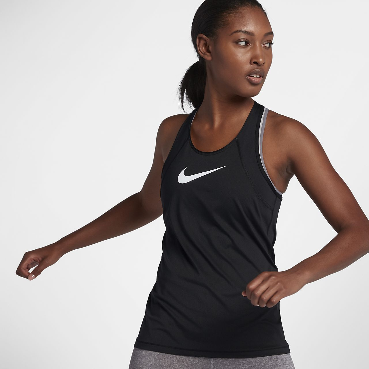 bf5d2323ee0501 Nike Pro Women s Training Tank. Nike.com AU