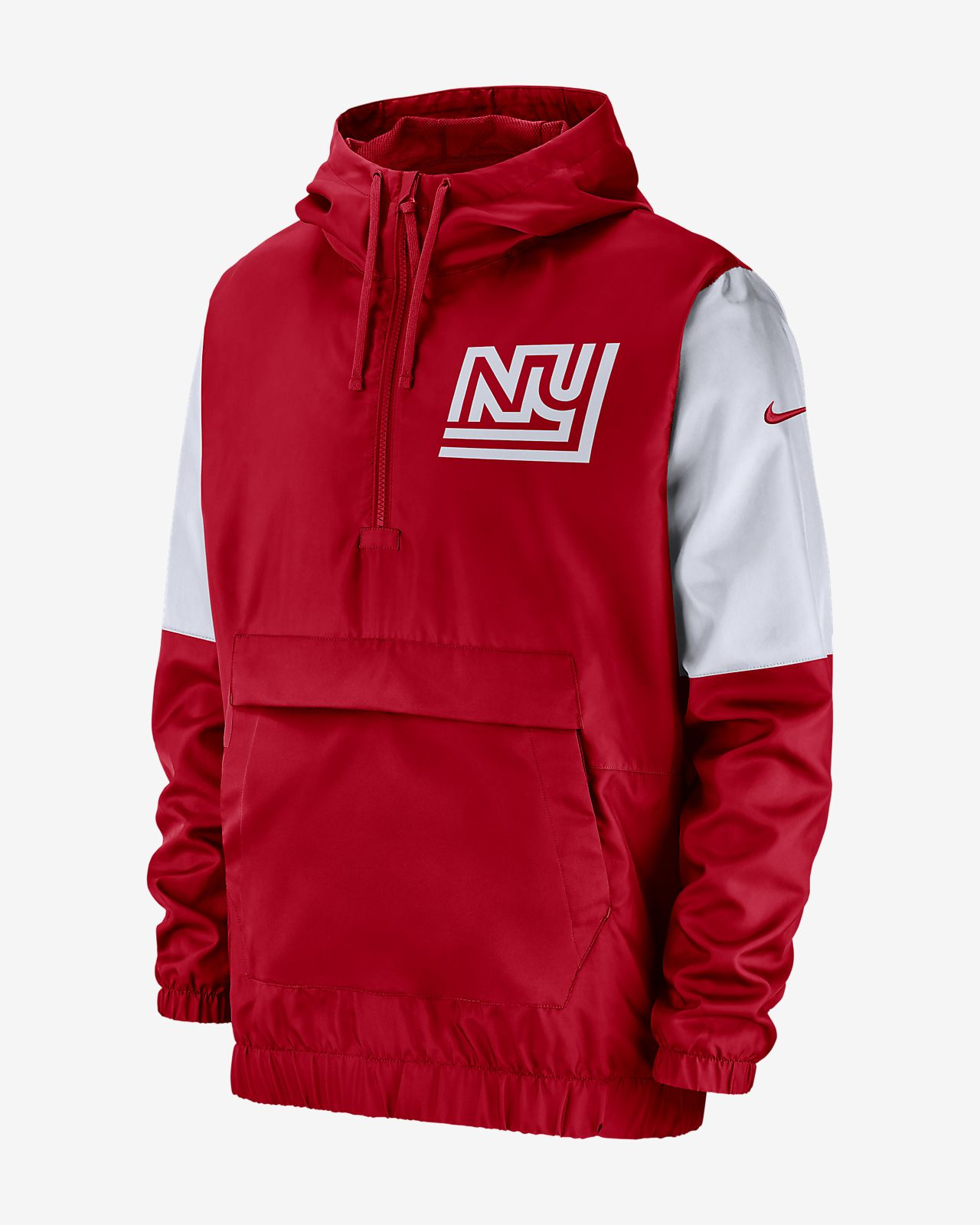 a097f795 Nike Anorak (NFL Giants) Men's Jacket
