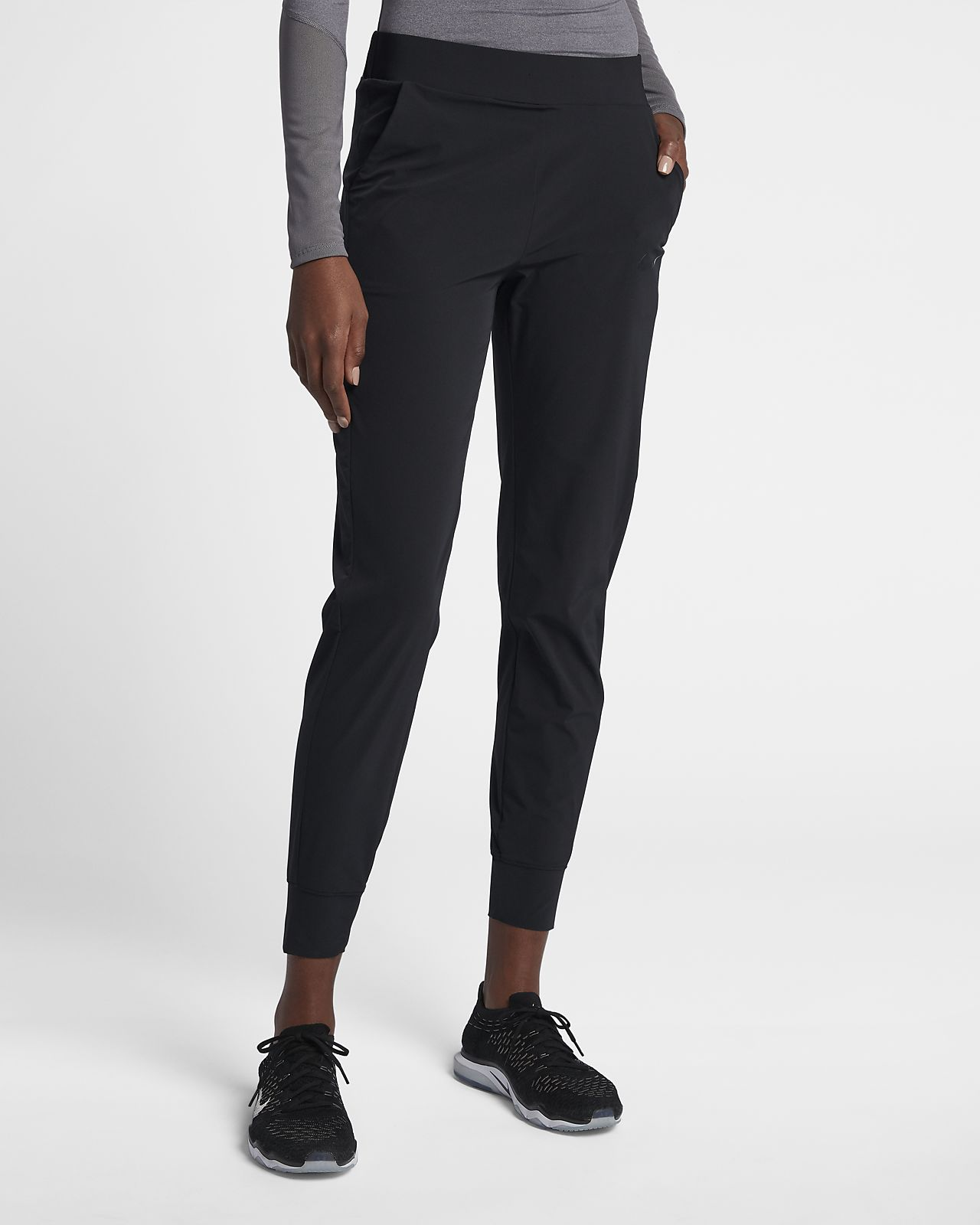 ce76797767 Nike Bliss Lux Women s Mid-Rise Training Trousers. Nike.com GB