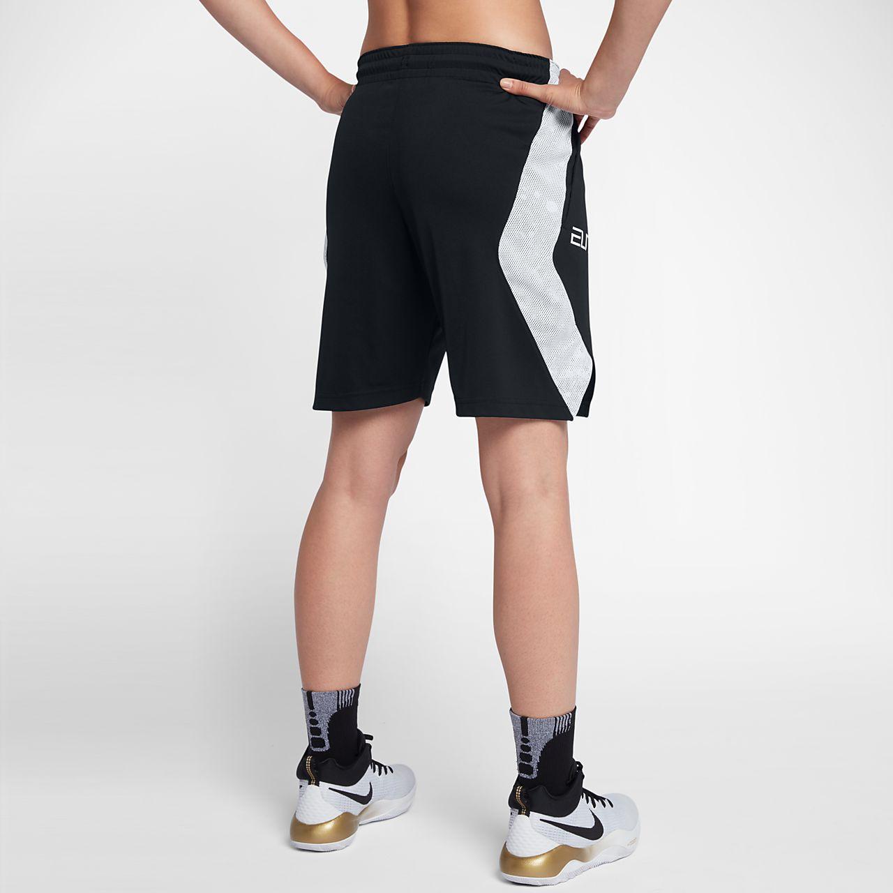 Mens basketball shorts on sale free shipping -  Nike Dry Elite Women S 9 Basketball Shorts