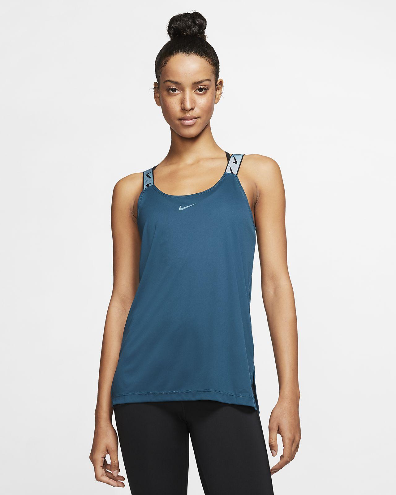 Nike Dri-FIT-træningstanktop til kvinder