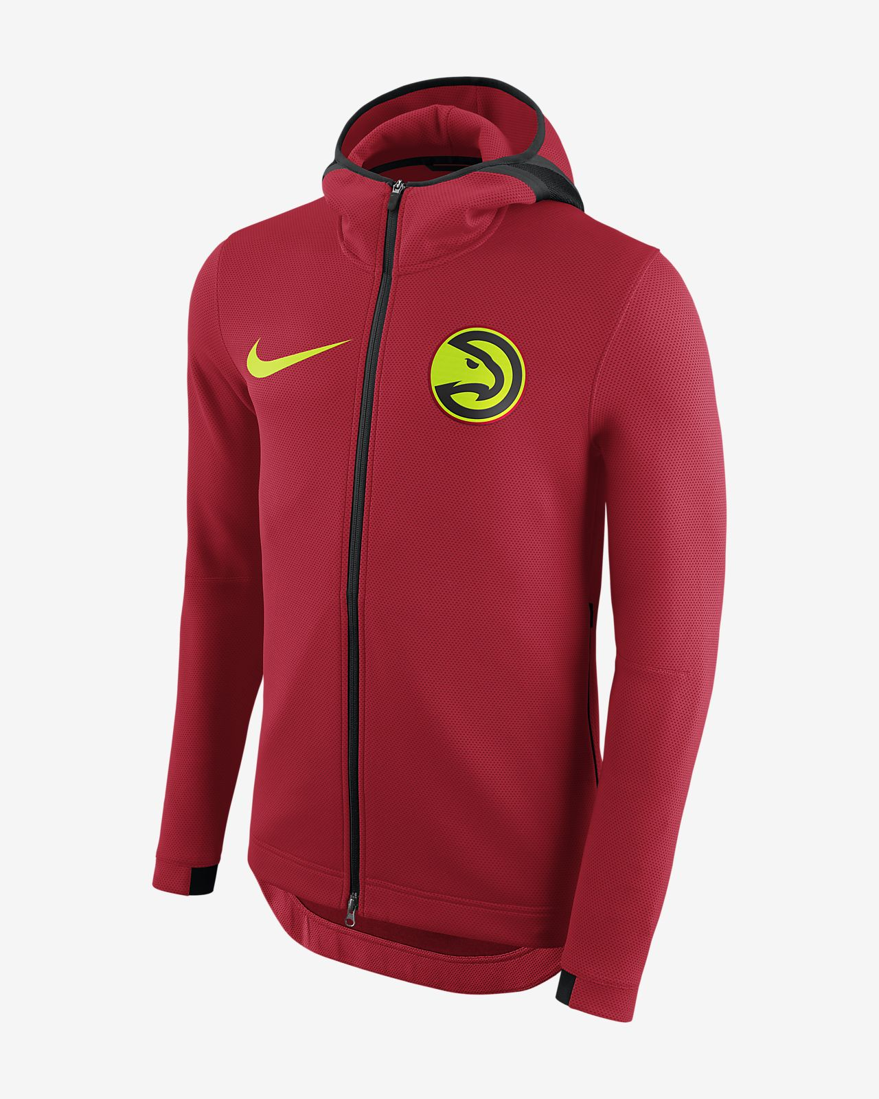 Atlanta Hawks Nike Therma Flex Showtime Men's NBA Hoodie