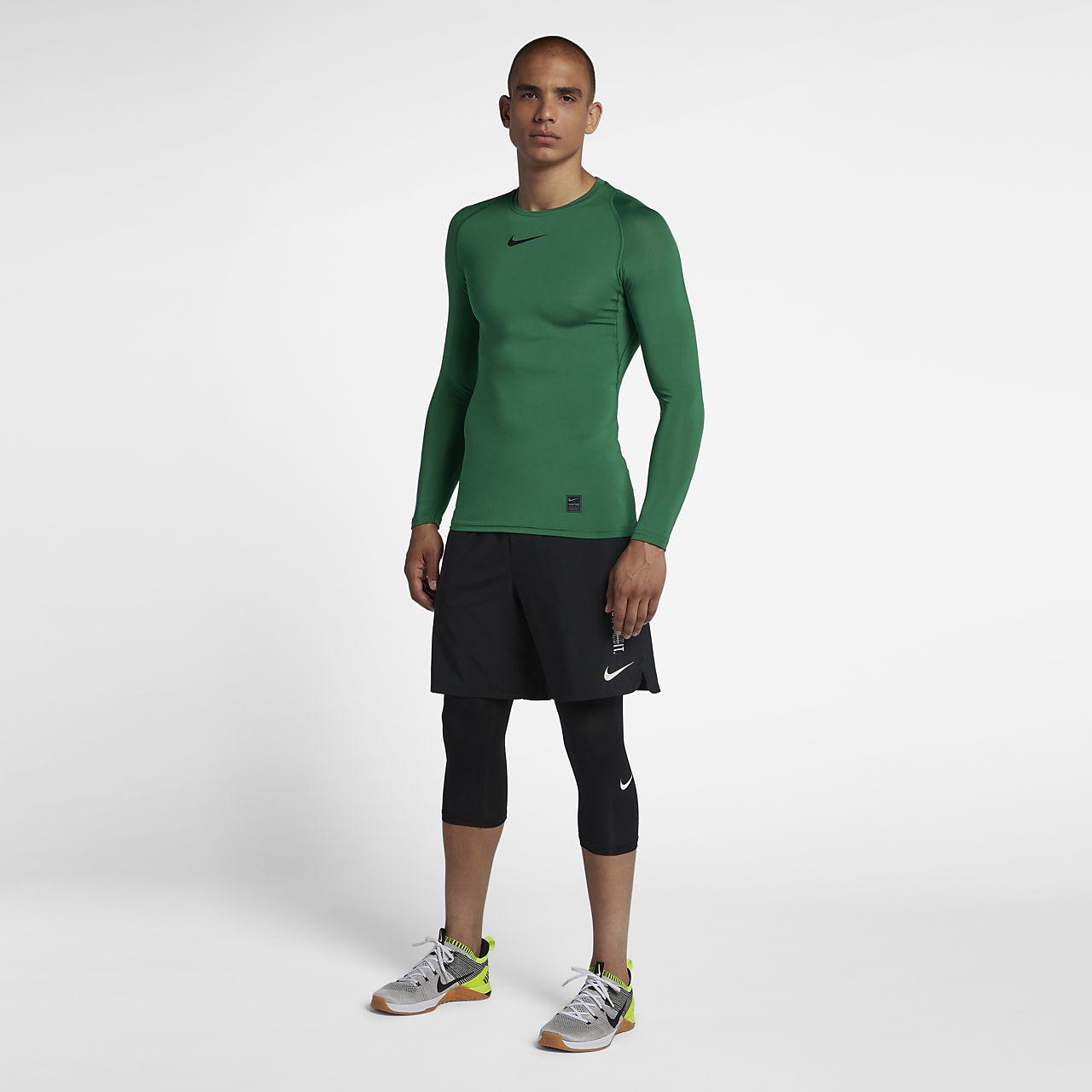 8cac79233b0 Pánské tričko Nike Pro s dlouhým rukávem. Nike.com CZ