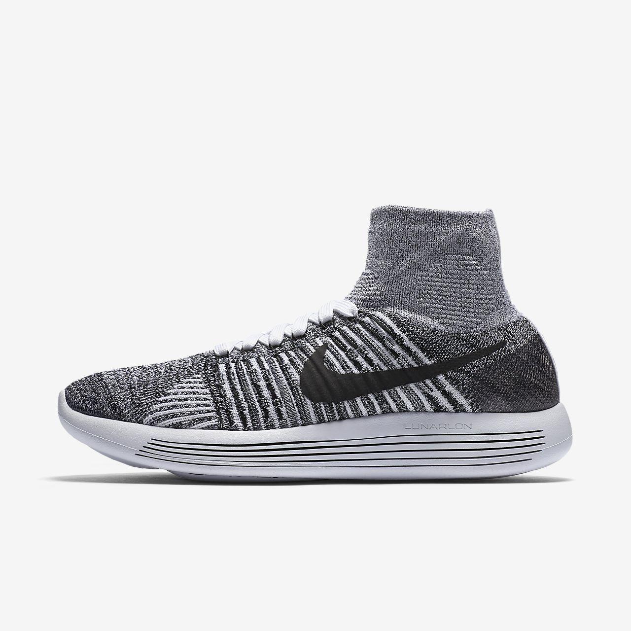 Nike Donna lunarepic Flyknit 818677 101 UK 6 EURO 40