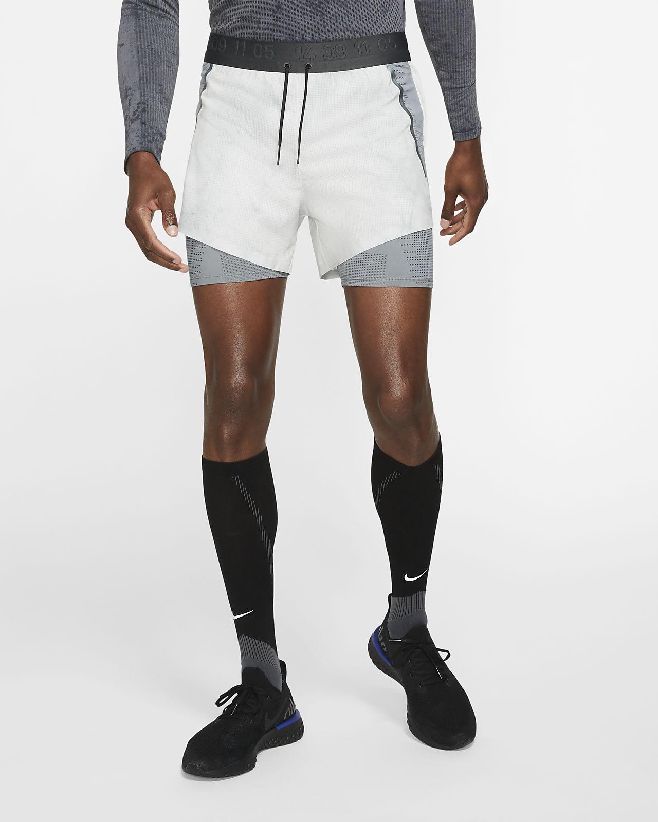 Nike Tech Pack 2'si 1 Arada Erkek Koşu Şortu