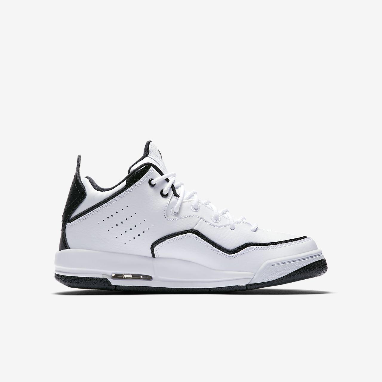 jordan courtside shoes