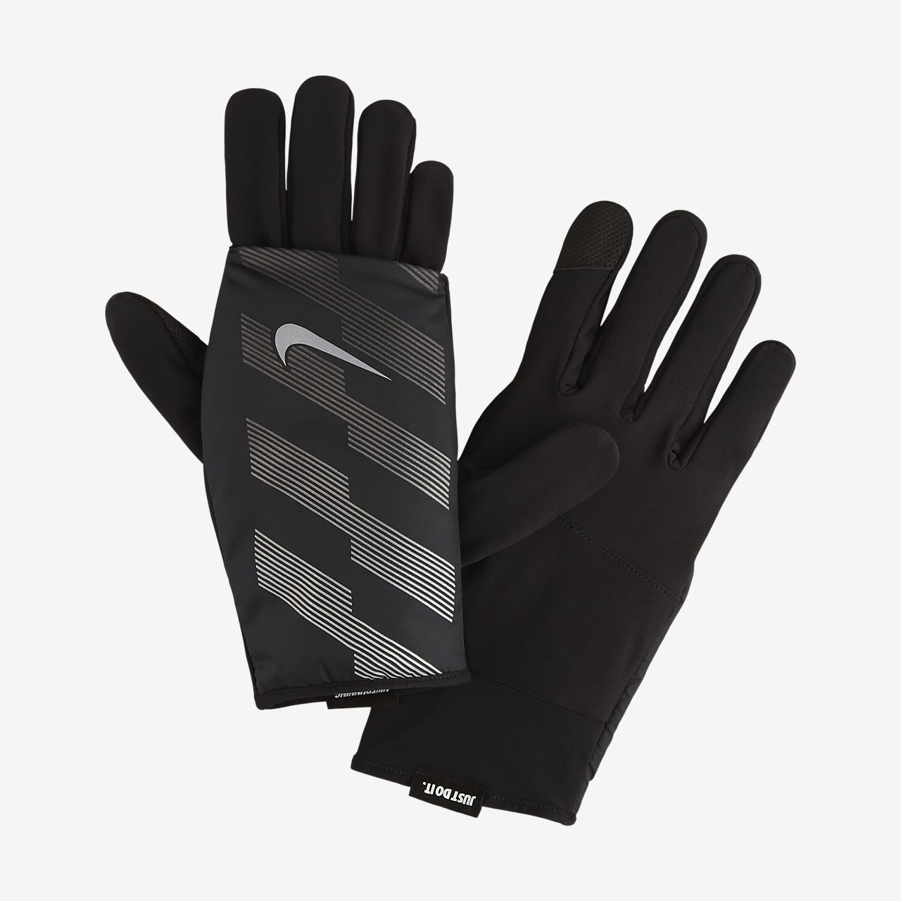 Gants de running Nike Flash Quilted pour Homme